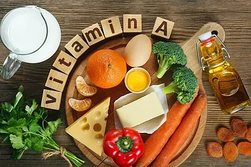 Excellentes raisons de prendre de la vitamine A