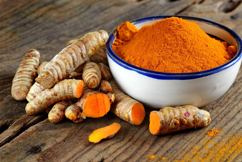 Curcumine et santé digestive