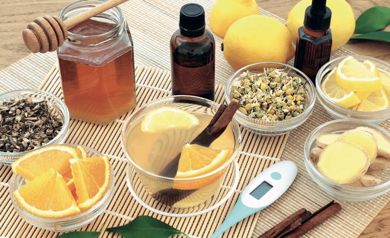 Workshop : Aromathérapie et nutrition de l'hiver