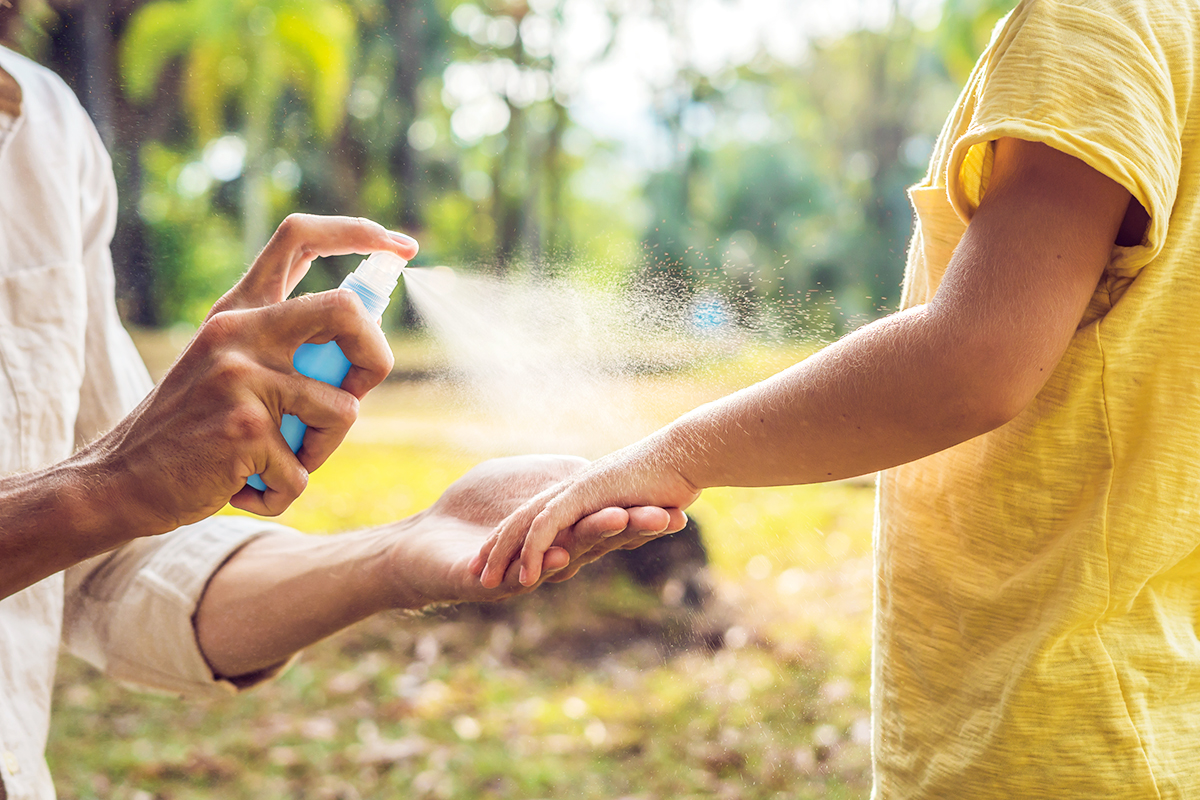 Aromathérapie familiale de l'été