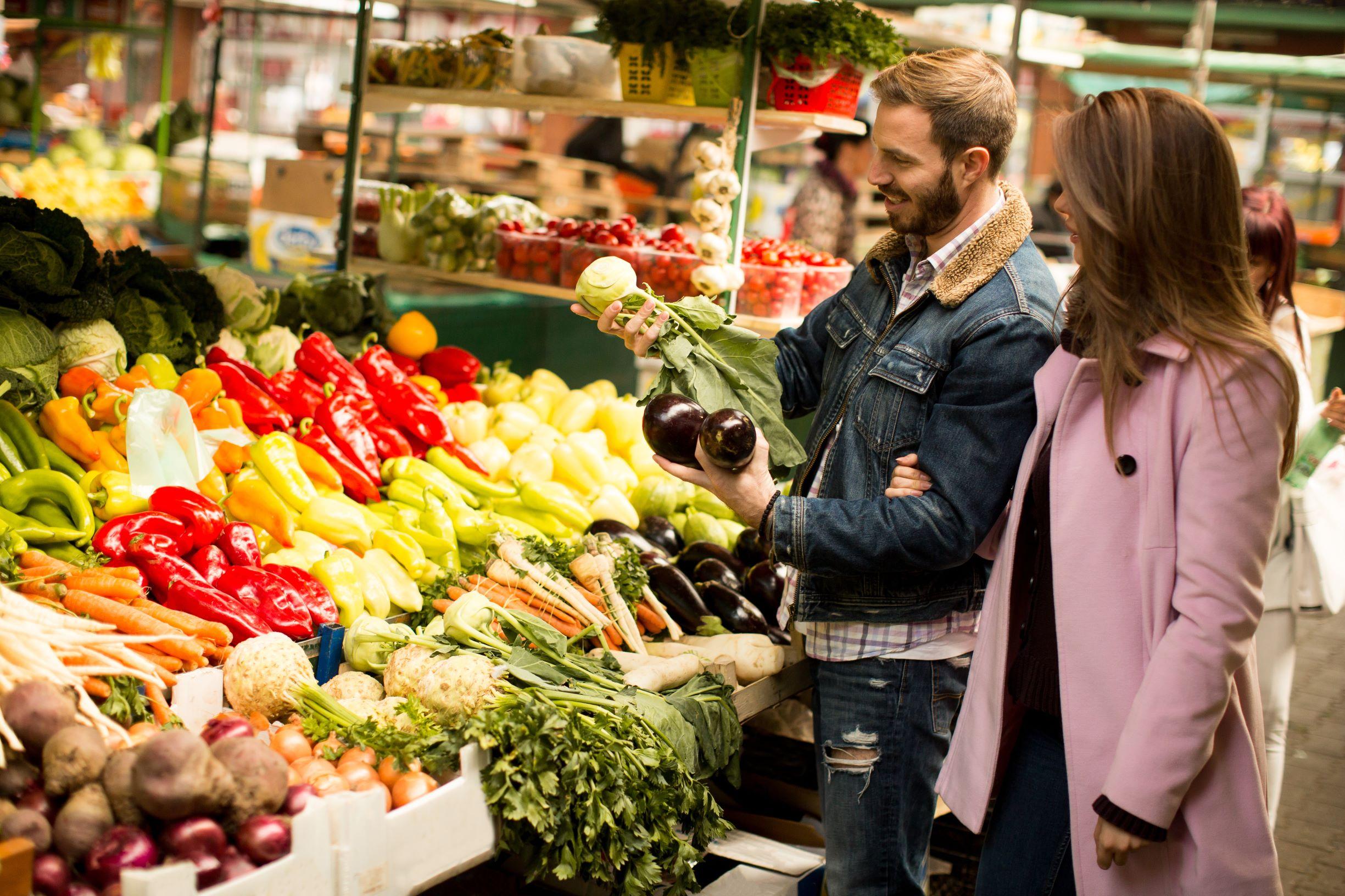 Shopping alimentaire sur mesure