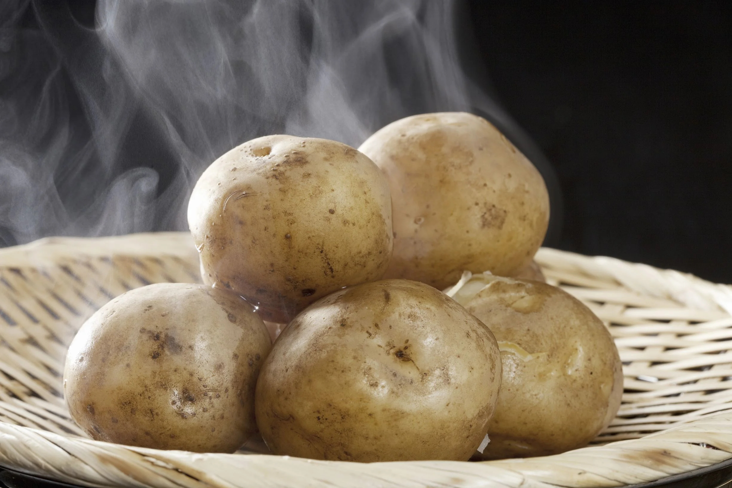 Pommes de terre : un excellent remède contre le mal de gorge !