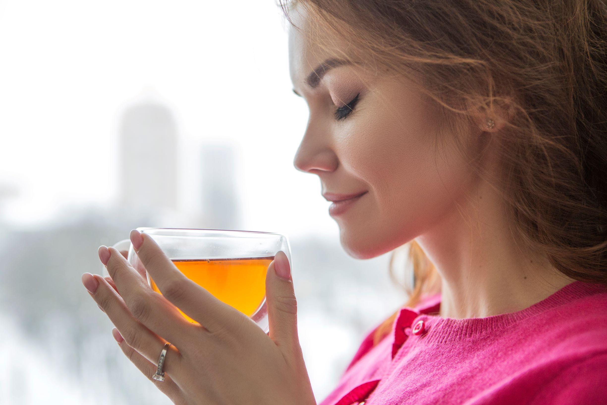 3 bonnes raisons de boire de la tisane